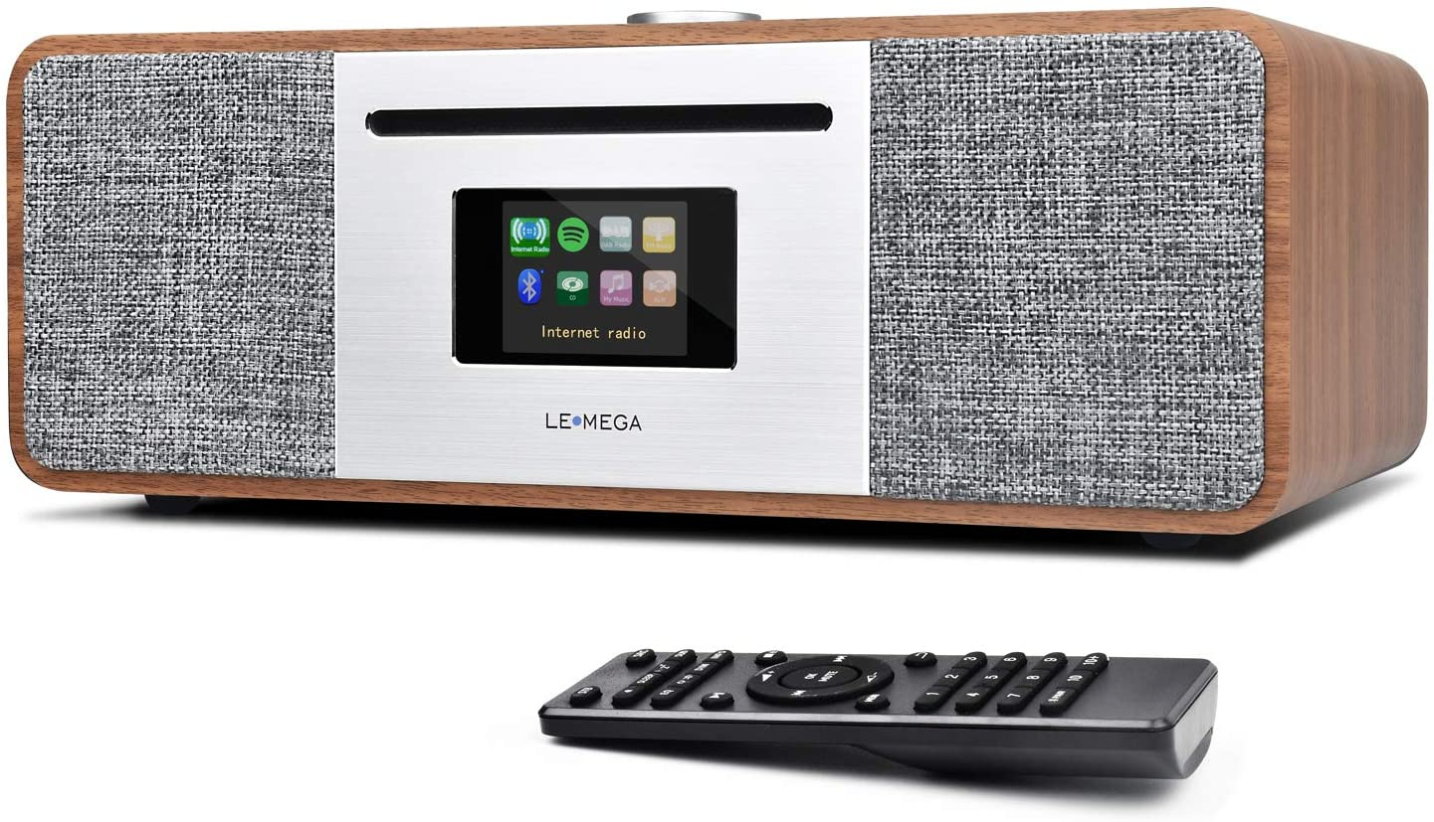 New popularity LEMEGA MSY5 All-in-One Music System CD Player Spring new work FM Digital I Radio