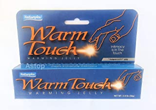 Warm Touch Warming Jelly 6 Pack