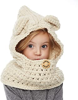 Best childrens hooded scarf Reviews