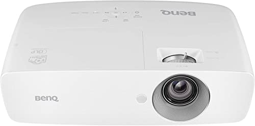 BenQ Home Entertainment Projector ( TH683 ), Full HD 1080P, Football Mode, Build-in 10w Speaker, Keystone Correction,...