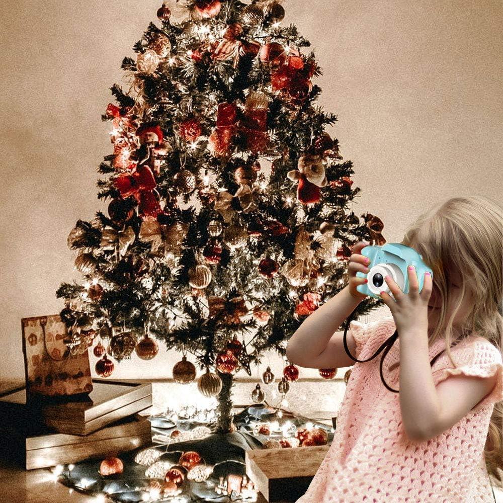 Festnight Childrens Camera Kids Student HD Digital Camera Holiday Birthday Camera Gift Cartoon Gift Machine