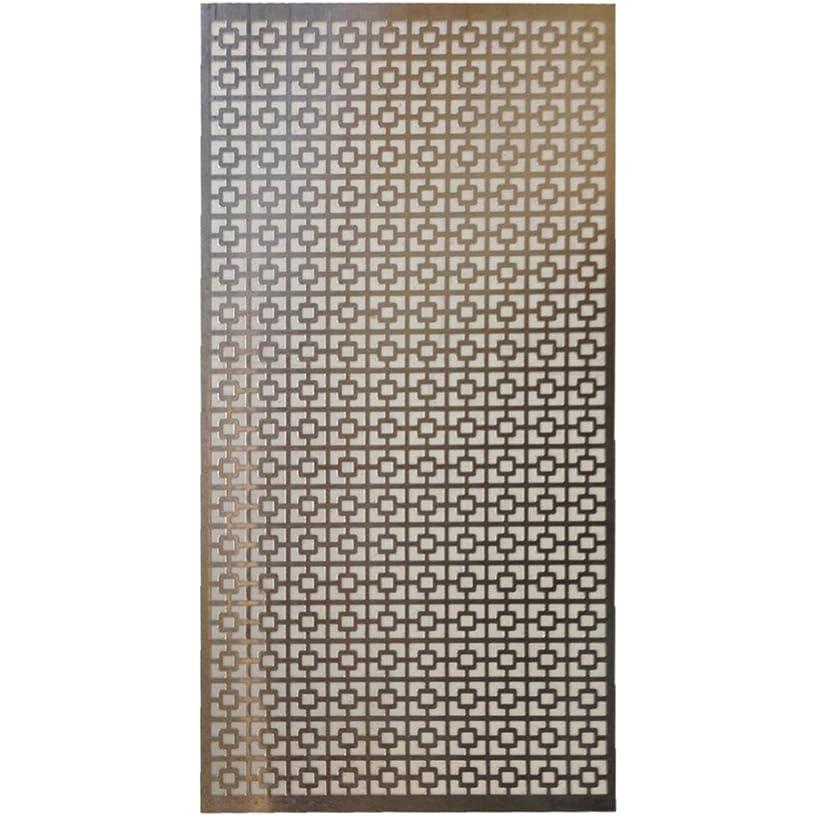 M-D Hobby & Craft 57-540 Aluminum Metal Sheet, 12