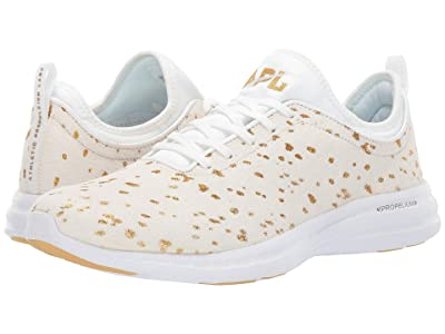 Athletic Propulsion Labs (APL) Phantom (Cream/Gold) Men