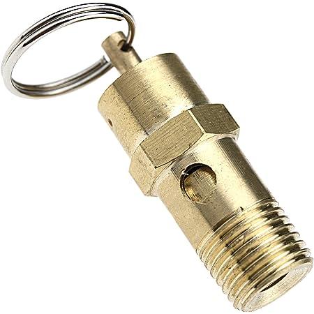 10 Bar Kompressor Sicherheitsventil 1 4 145psi Baumarkt