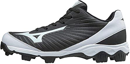 wide molded baseball cleats