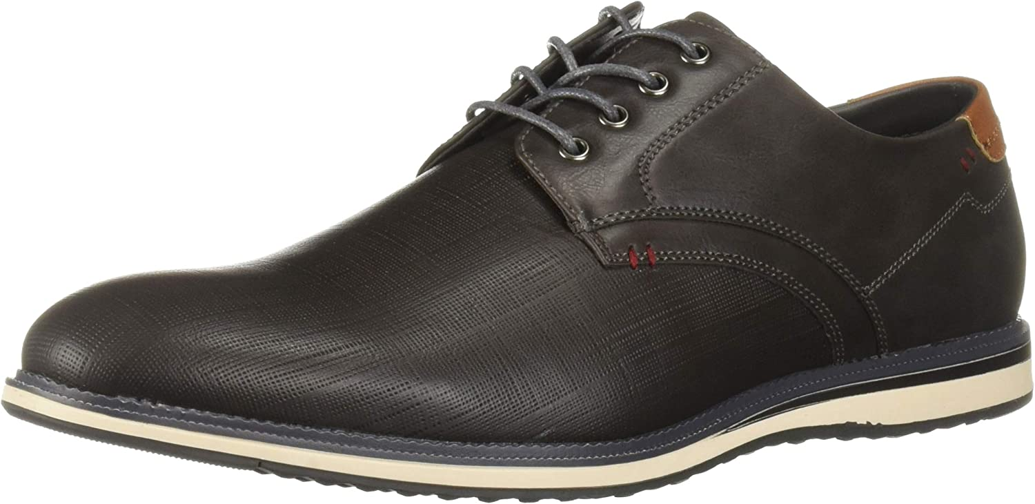 Unlisted by Kenneth Cole Men's Gifford Lace Up Oxford