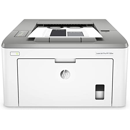 HP LaserJet M118dw Stampante Bianco e Nero, Wi-Fi, Bianco