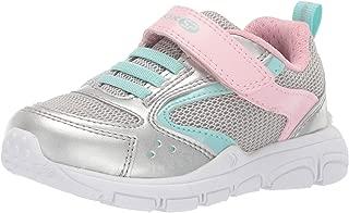 Kids' New Torque Girl 1 Sp Velcro Sneaker