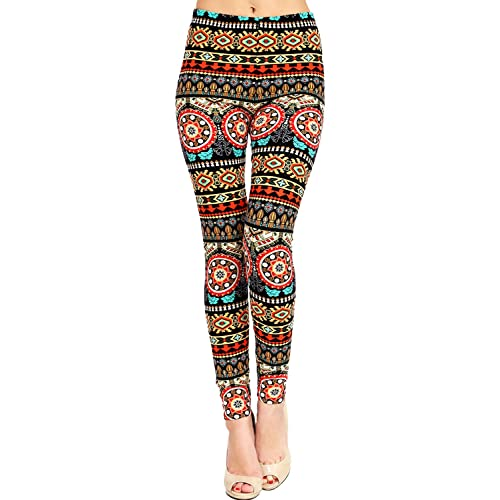 8a38c5bfff06a0 VIV Collection Popular Printed Brushed Buttery Soft Leggings Regular Plus  40+ Designs List 5
