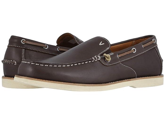VIONIC  Greyson (Chocolate) Mens Shoes