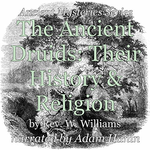The Ancient Druids audiobook cover art