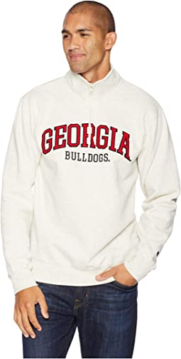 Georgia Bulldogs Powerblend® 1/4 Zip