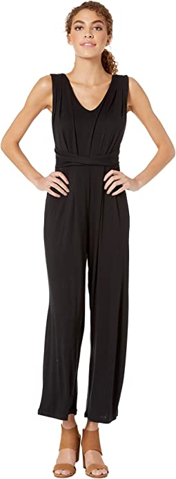 df524721 J o a short sleeve wide leg jumpsuit | Shipped Free at Zappos