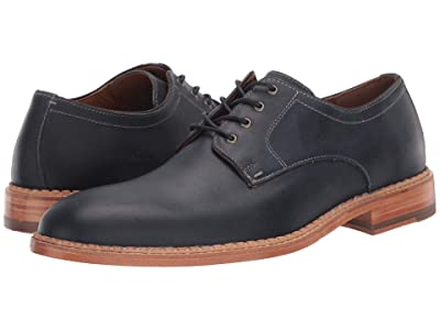 J&M EST. 1850 Chambliss Plain Toe (Navy) Men