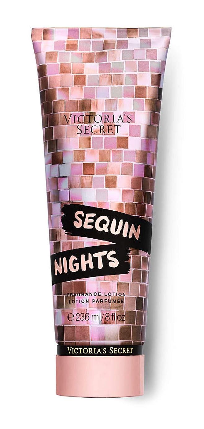 目指す胚芽非武装化VICTORIA'S SECRET Disco Nights Fragrance Lotion Sequin Nights
