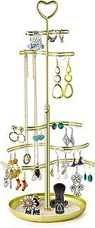 Best brass jewelry holder Reviews