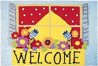 Jellybean Welcome Window Box Garden Indoor/Outdoor Machine Washable 21