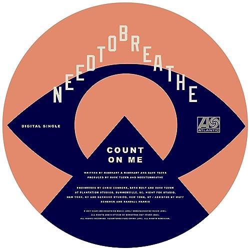 COUNT ON ME by NEEDTOBREATHE on Amazon Music - Amazon com