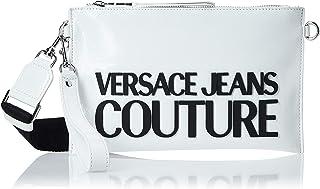 Versace Jeans Couture Womens Pouch Bag, White - VVBBMX-71412-003