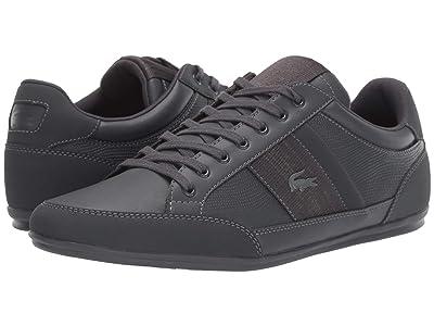Lacoste Chaymon 419 1 (Dark Grey/Grey) Men