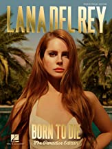 Music Sales Lana Del Rey - Born To Die Piano/Vocal/Guitar (PVG)