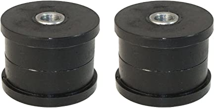 2x Rear Trailing Arm Poly Bushings compatible with 92-05 BMW E36/46 3 Series - PSB 605