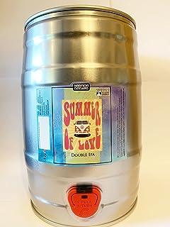 Birrificio Ciociaro - Double Ipa Summer 7,7 Vol.%-Double Ipa - Fustino 5 L a Caduta l - Birra Artigianale - Made in italy