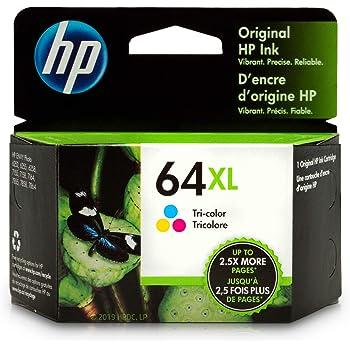 HP 64XL | Ink Cartridge | Tri-Color | N9J91AN