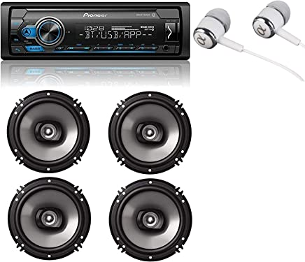 Pioneer MVH-S310BT Built-in Bluetooth, MIXTRAX, USB, Spotify, iPhone