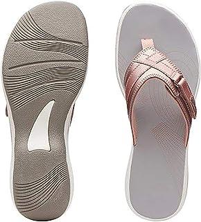 Teenslippers voor dames, badschoenen, slippers, strandsandalen, flip flops, surfen, zwembad, sandalen, slippers, licht, vr...