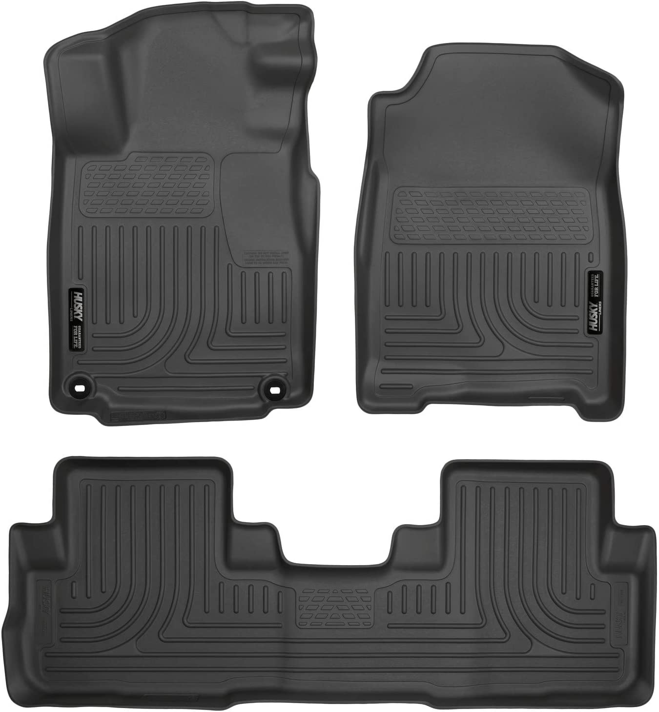 Husky Liners 98471 Fits 2016-16 Honda Weatherbeater Front Max 76% OFF CR-V Recommended
