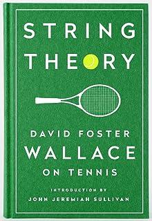 تئوری رشته: دیوید فاستر والاس در تنیس: انتشارات ویژه کتابخانه آمریکا