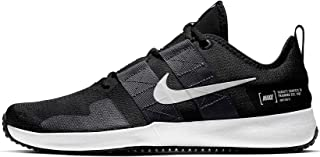 Nike Men's Varsity Compete TR 2 Extra Wide Width Training Sneakers (12, Black/White-Anthracite)