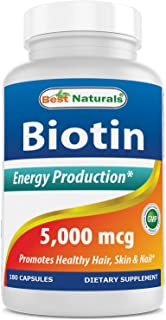 Shop Best Naturals Biotin 5 mg