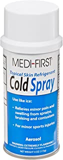 Medique-23017 Topical Coolant Spray, Can, 4 oz.