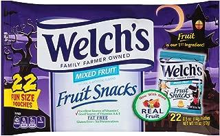 Halloween Welch's Mixed Fruit Snacks Bag