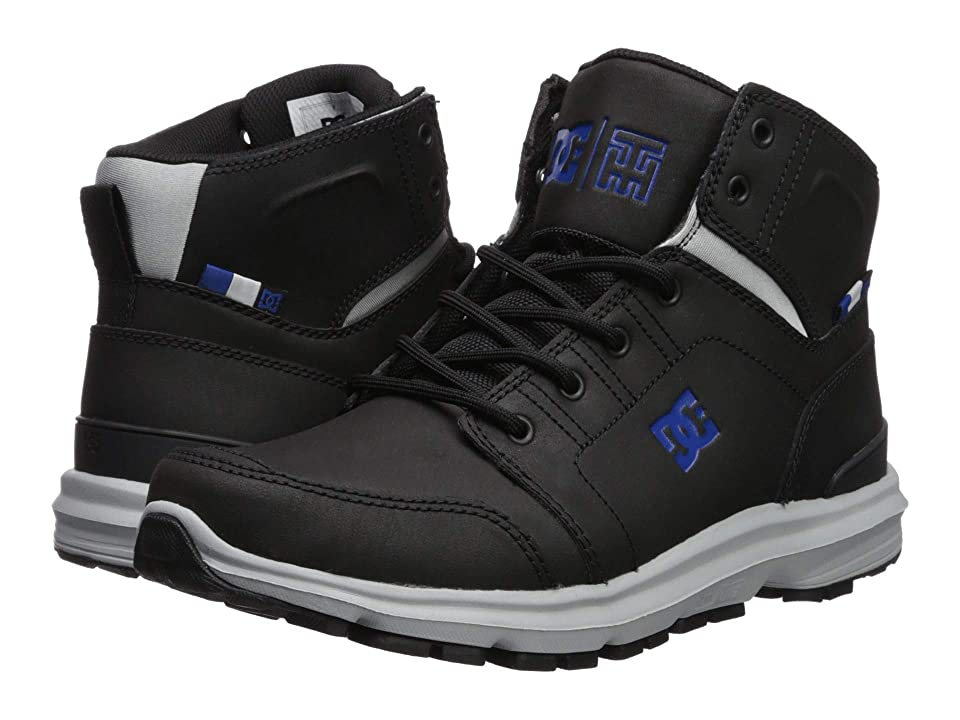 DC Torstein (Black/Grey/Blue) Men