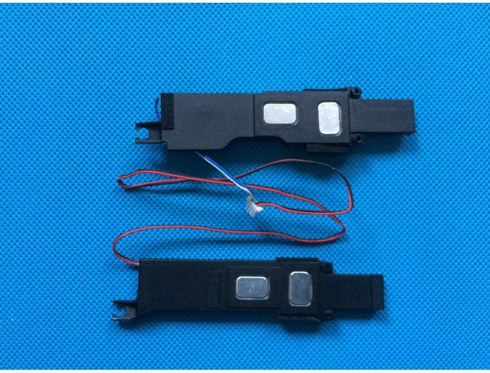 Lysee Laptop LCD Screen - Genuine Replacement Speakers Left & Right - 0V22J / 00V22J / CN-00V22J for Dell XPS 14z L412z
