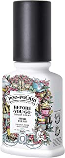 Poo-Pourri Before You Go Toilet Spray Hush Flush 2 Ounce Bottle