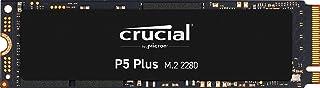 Crucial P5 Plus CT1000P5PSSD8 1TB (PCIe 4.0, 3D NAND, NVMe, M.2 SSD) tot 6600MB/s
