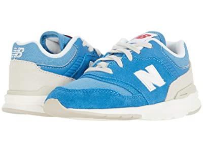 New Balance Kids 997H (Infant/Toddler) (Mako Blue/Sea Salt) Boys Shoes