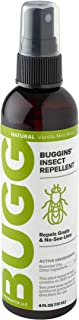 BUGGINS Natural insect repellent 0% DEET