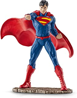 SCHLEICH 2522504 Superman Che Combatte Figurina
