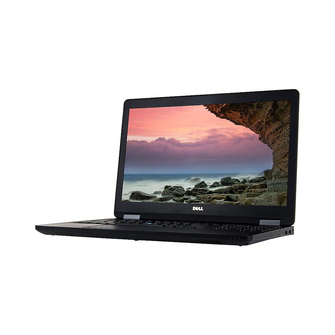 DELL Latitude E5570 15.6in Laptop, Core i5-6300U 2.4GHz, 8GB Ram, 180GB SSD, Windows 10 Pro 64bit (Renewed) xdeh087059884951