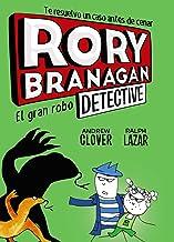 Rory Branagan, 3. El gran robo (Castellano - A PARTIR DE 10 AÑOS - PERSONAJES Y SERIES - Rory Branagan)