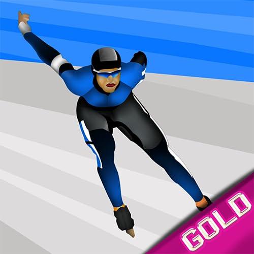 Ice es: Die Wintersport-Eisschnelllauf-Weltwettbewerb - Gold Edition