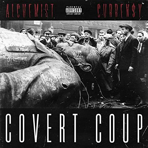 The Alchemist and Curren$y - Covert Coup review