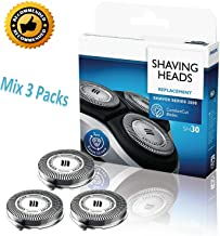 Best philips shaver replacement heads Reviews