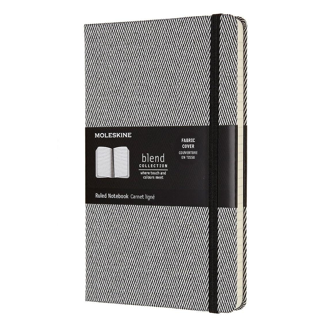 想定する想定する灌漑モレスキン ノート 限定版 ブレンドコレクション ハード ラージ ブラック LCBD02QP060BK