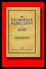 Die Kronstadt Rebellion (German Edition) Kindle Edition